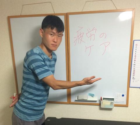 疲労回復・裸足ラン・トレーニング本【井上選手対談その4】