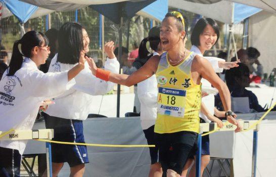 54歳走歴10年でも心肺機能向上|血流改善アプローチの事例紹介