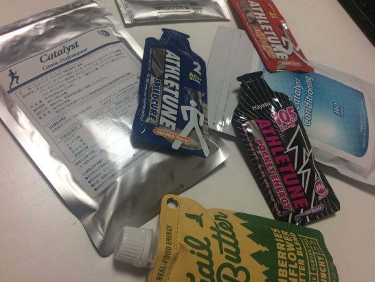 ウルトラマラソンの補給で盲点になりやすい栄養素