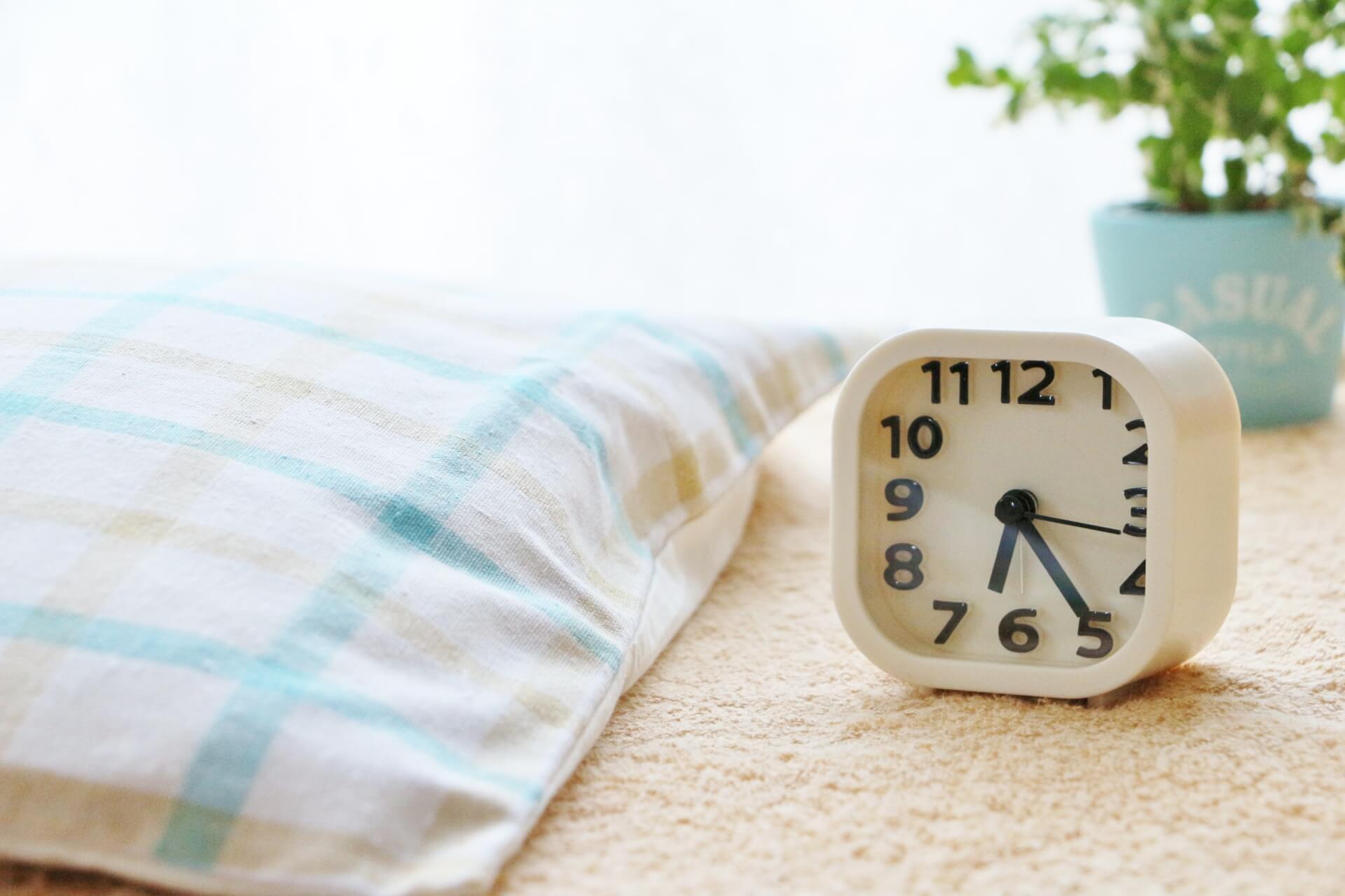 疲労回復に役立つ呼吸法|寝る前に2分だけでOK