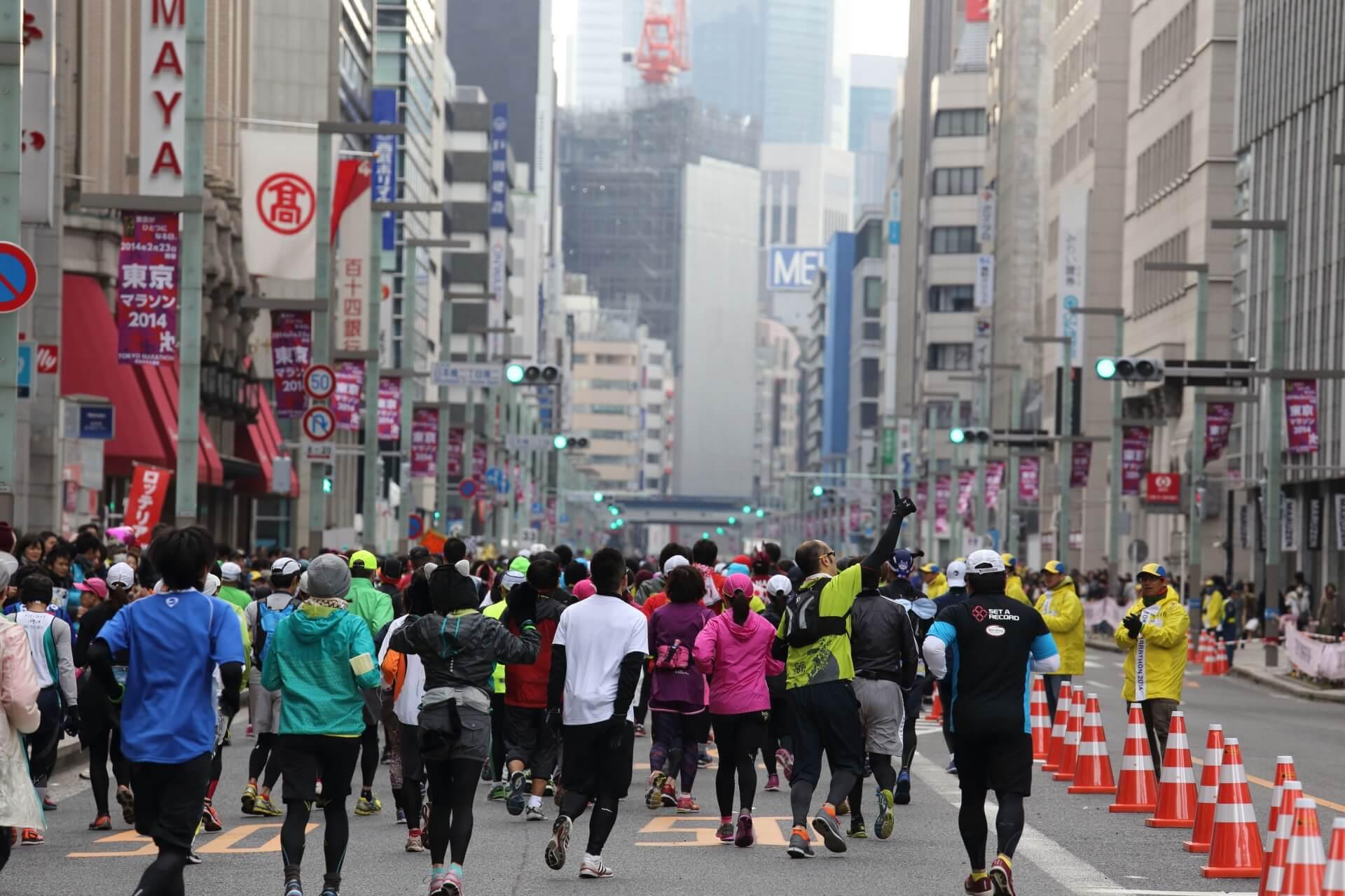 体に芯が通る感覚で走る|フルマラソン自己ベスト達成かつダメージ減の事例