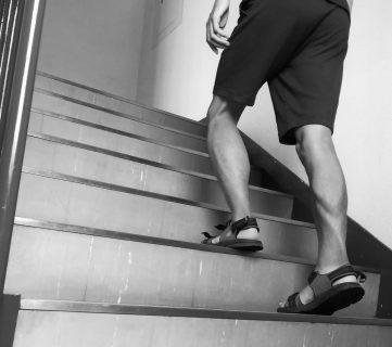 ふくらはぎの張りがとれて足首の痛みを解消|筋活動のバランスを整える方法